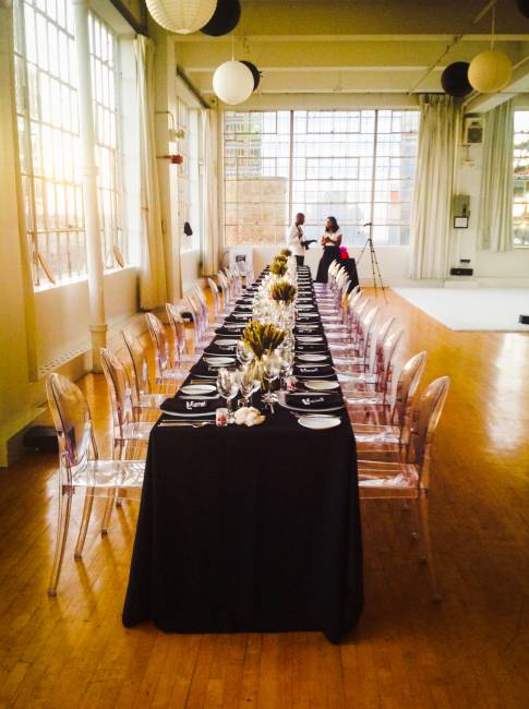 wedding planner loft new york