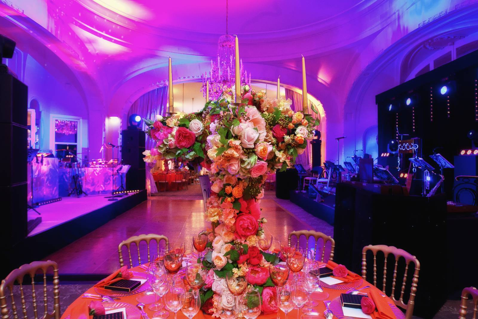 wedding planner mariage pavillon paris