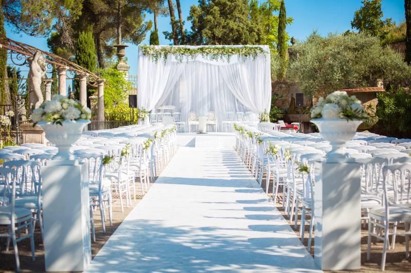 Wedding planner paris organisation de mariage sur mesure mariage dans l 39 air - Ceremonie mariage plein air ...