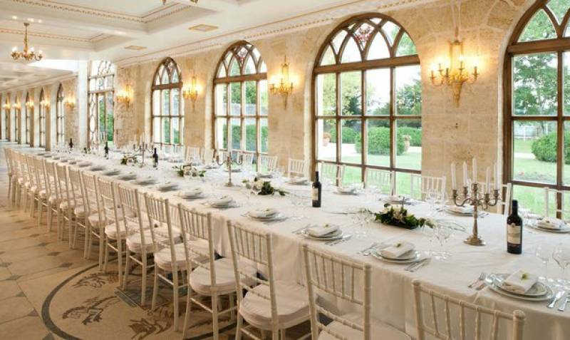 wedding planner chateau bordeaux