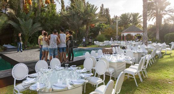 wedding planner palmeraie marrakech