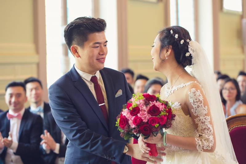 wedding planner mariage chinois